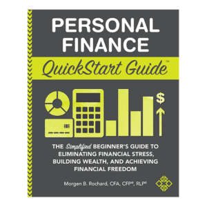 Personal Finance QuickStart Guide Product Image